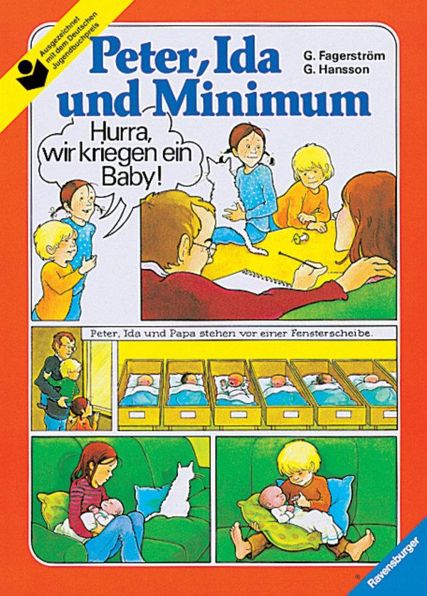 Peter, Ida und Minimum als Buch