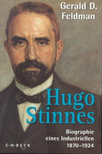 Hugo Stinnes als Buch