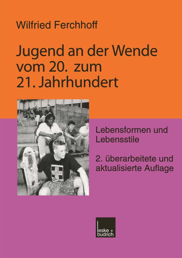 Jugend an der Wende vom 20. zum 21. Jahrhundert als Buch
