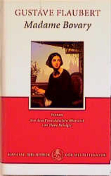 Madame Bovary als Buch