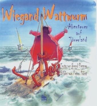 Wiegand Wattwurm als Buch