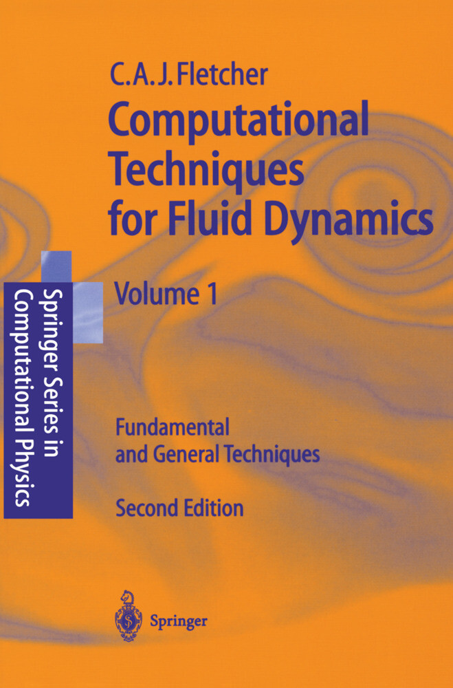 Computational Techniques for Fluid Dynamics 1 als Buch