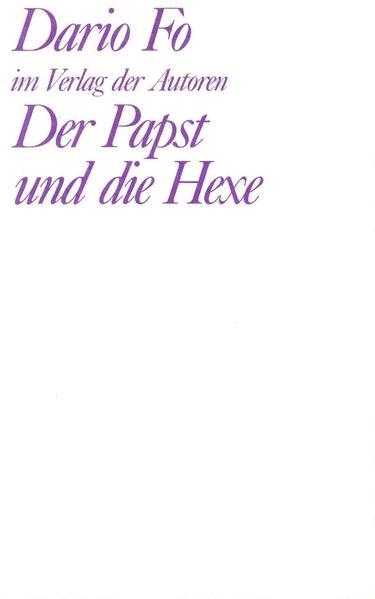 Der Papst und die Hexe als Buch
