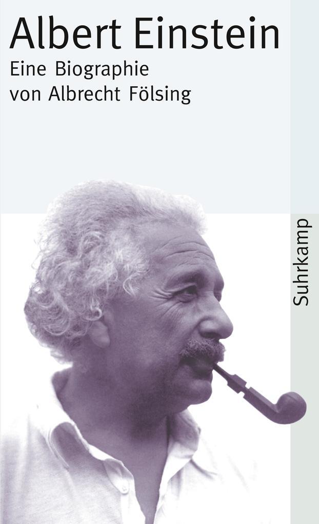 Albert Einstein als Taschenbuch