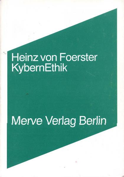 KybernEthik als Buch