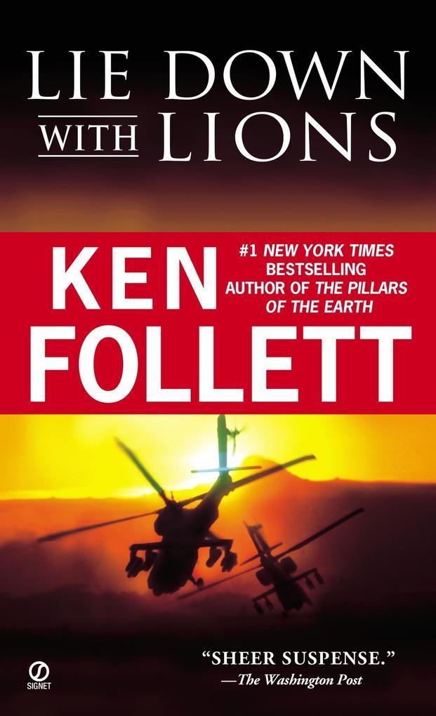 Lie Down With Lions als Taschenbuch