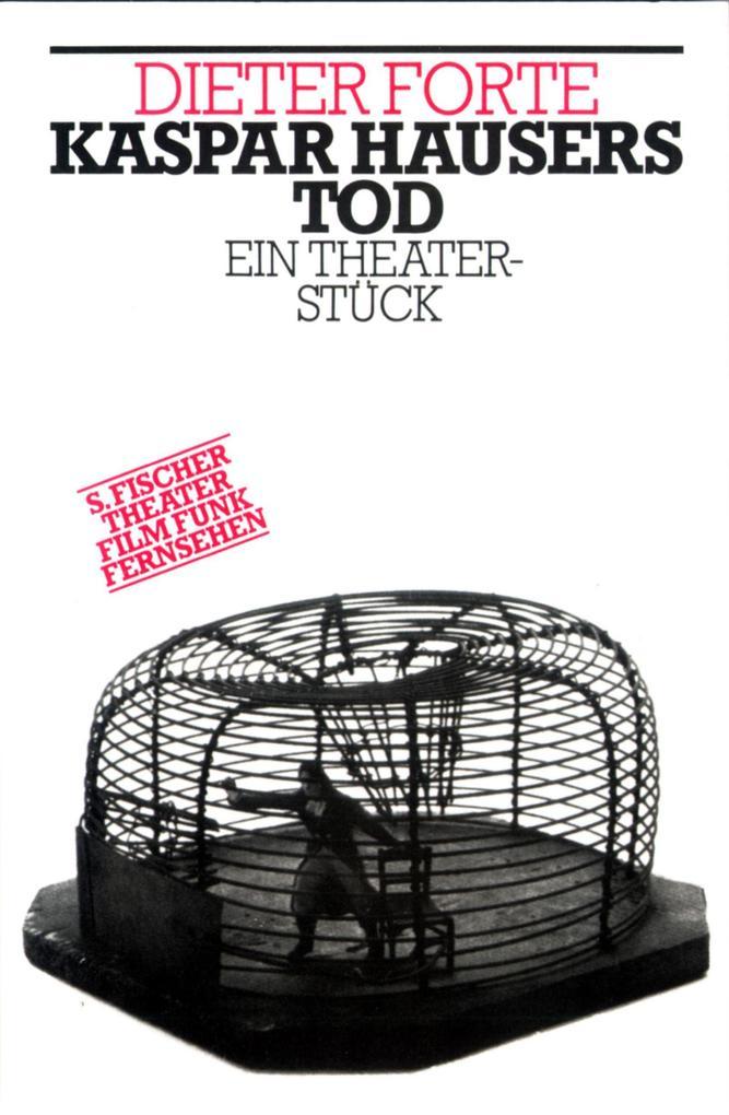 Kaspar Hausers Tod als Taschenbuch
