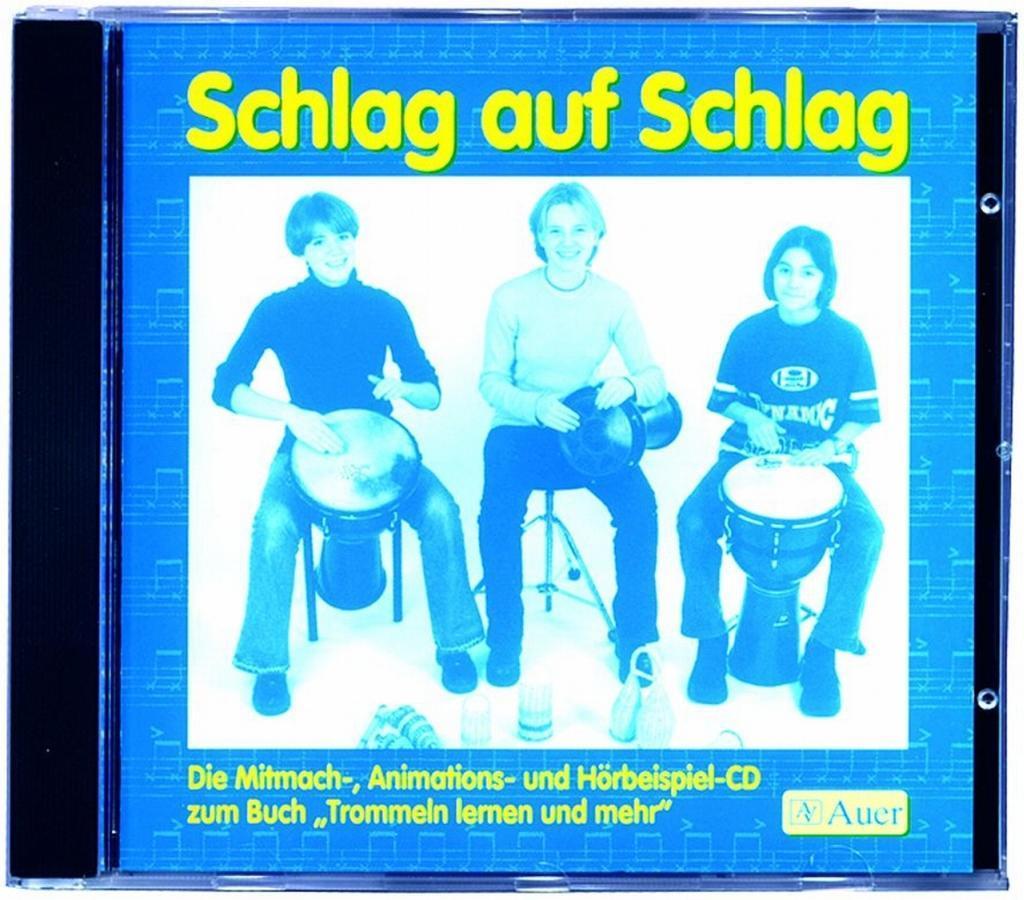 Schlag auf Schlag. CD als Hörbuch