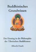 Buddhistisches Grundwissen als Buch