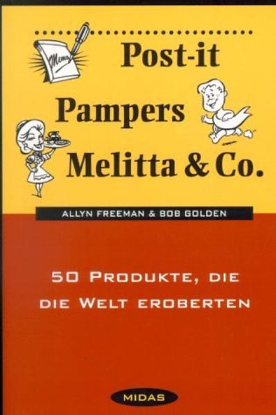 Post-it, Pampers, Melitta und Co als Buch
