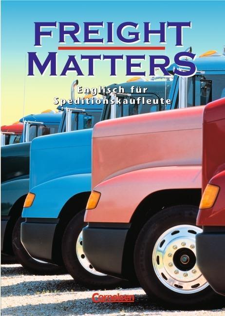 Freight Matters als Buch