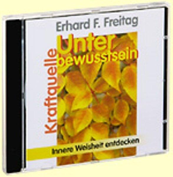 Kraftquelle Unterbewußtsein. CD als Hörbuch