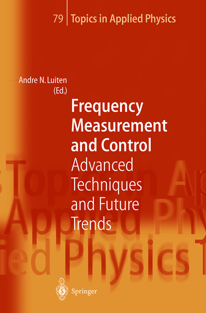 Frequency Measurement and Control als Buch
