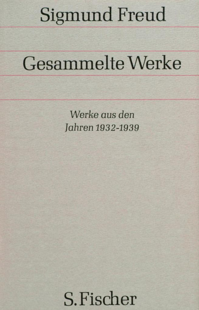 Werke aus den Jahren 1932-1939 als Buch