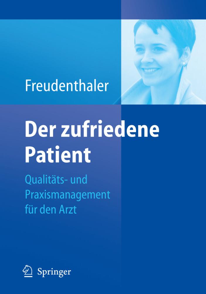 Der zufriedene Patient als Buch