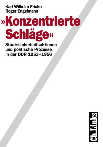 'Konzentrierte Schläge' als Buch