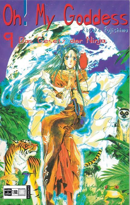 Oh! My Goddess / Das Gesetz des Ninja als Buch