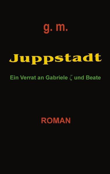 Juppstadt als Buch