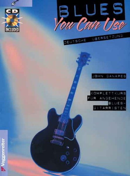 Blues you can use. Inkl. CD als Buch