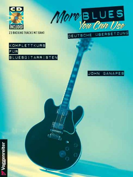 More Blues you can use. Mit CD als Buch