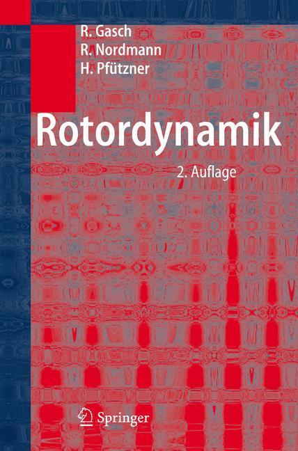 Rotordynamik als Buch
