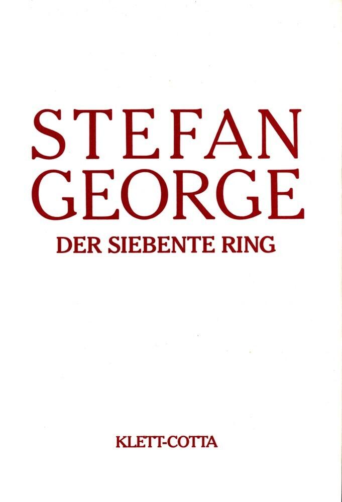 Der Siebente Ring als Buch