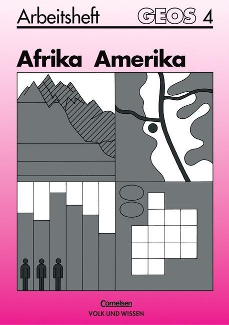 GEOS 4. Afrika/ Amerika. Arbeitsheft als Buch