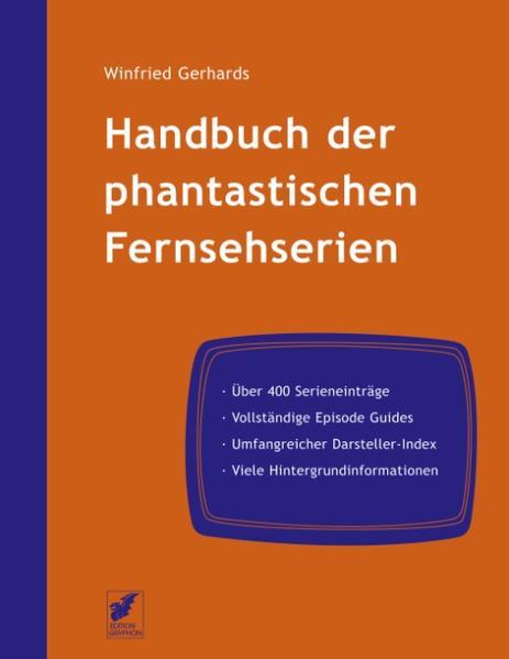 Handbuch der phantastischen Fernsehserien als Buch