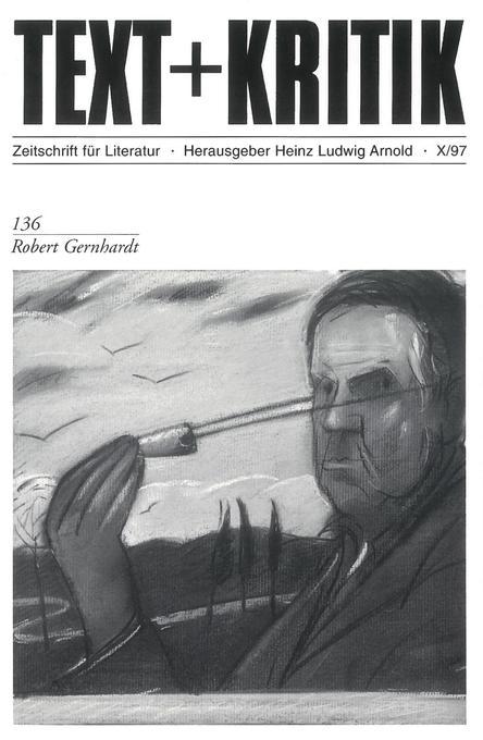Robert Gernhardt als Buch