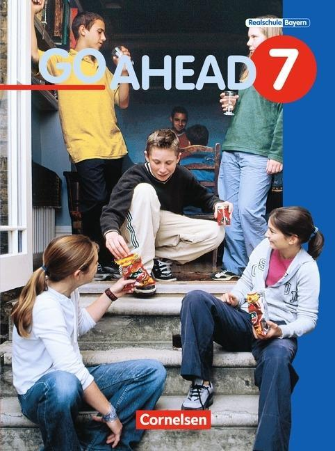 Go Ahead 7. Schülerbuch. Bayern als Buch