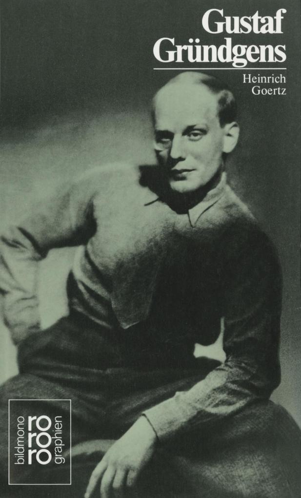 Gustaf Gründgens als Taschenbuch