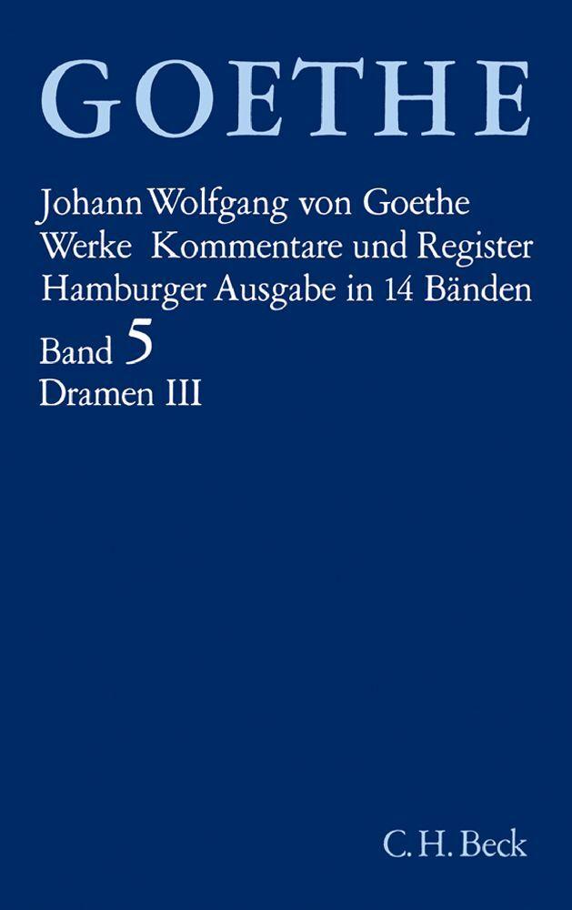 Dramatische Dichtungen III als Buch
