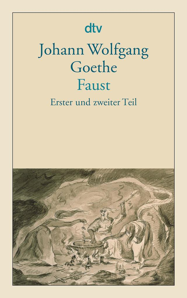 Faust als Taschenbuch