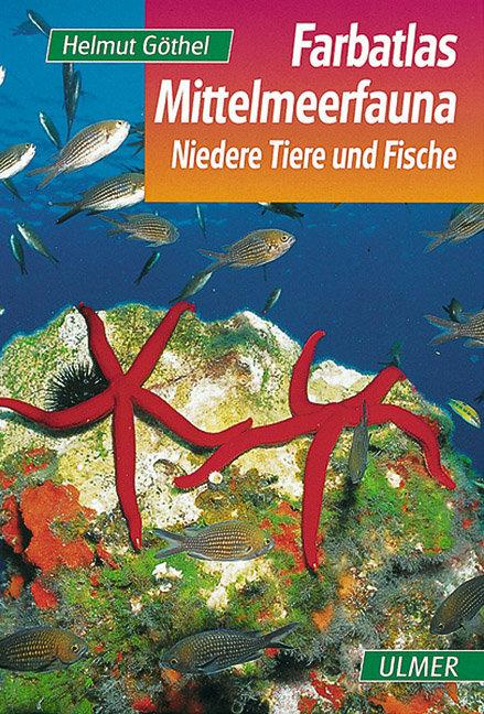 Farbatlas Mittelmeerfauna als Buch