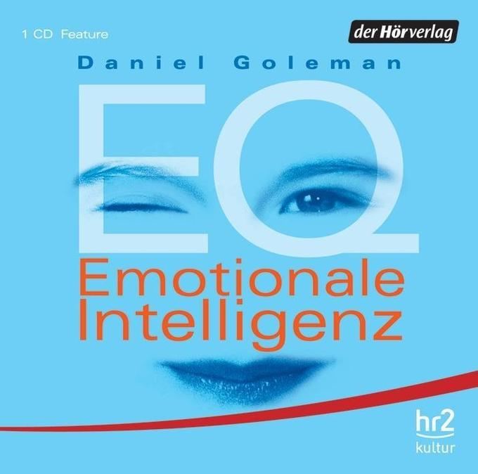 EQ. Emotionale Intelligenz. CD als Hörbuch