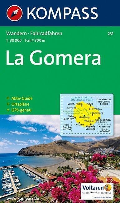 La Gomera 1 : 30 000 als Buch