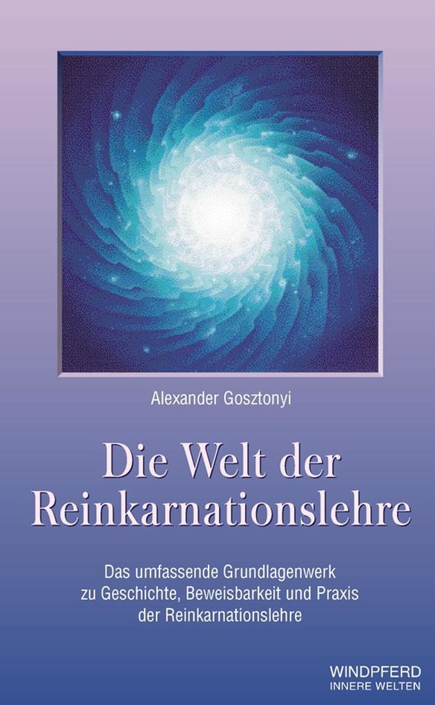 Die Welt der Reinkarnationslehre als Buch