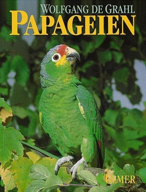 Papageien als Buch