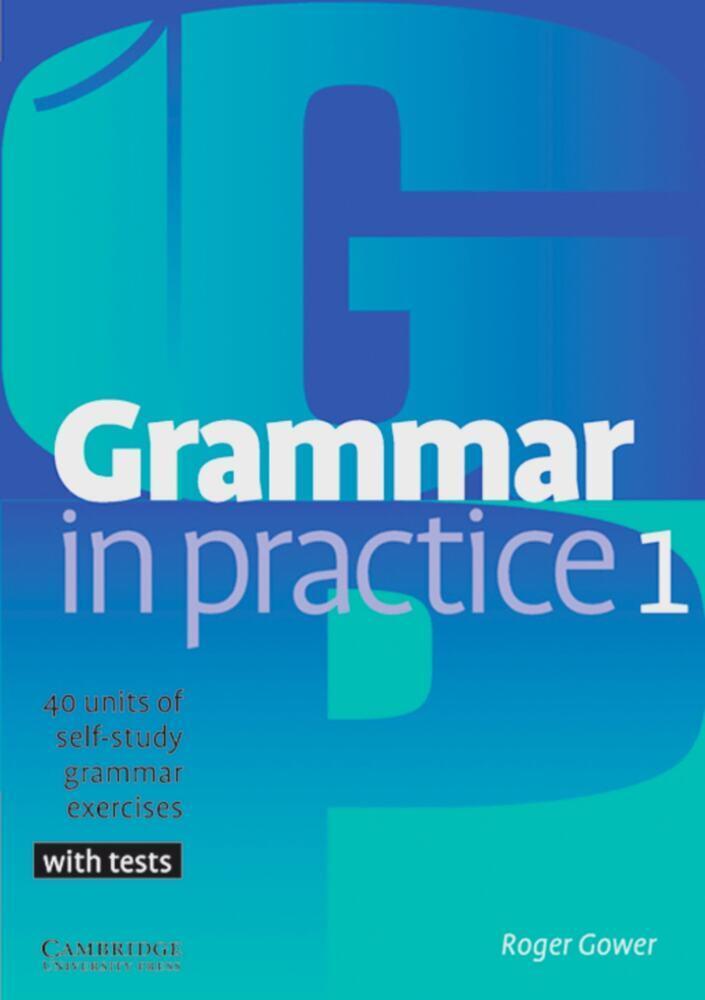 Grammar in Practice 1 als Buch