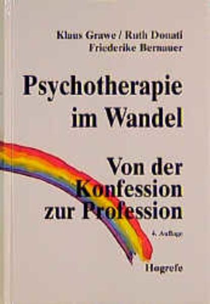 Psychotherapie im Wandel als Buch