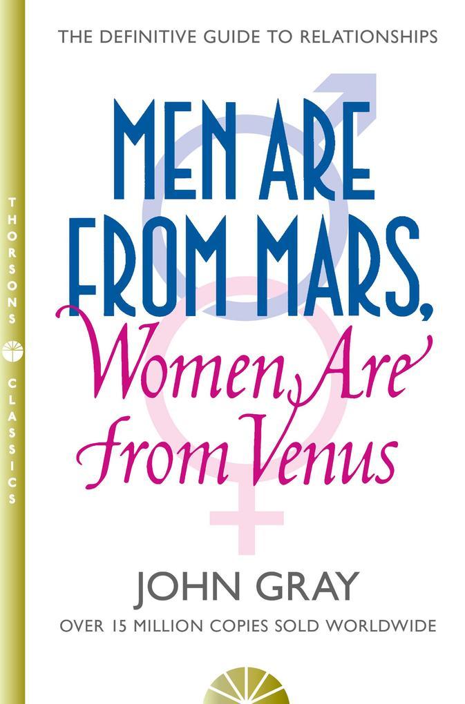 Men are from Mars, Women are from Venus als Taschenbuch