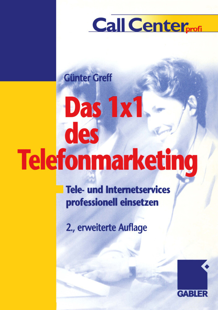 Das 1 × 1 des Telefonmarketing als Buch