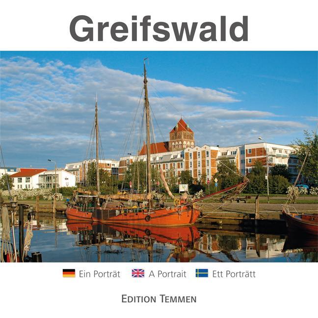 Greifswald als Buch