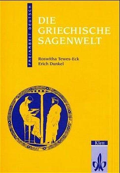 Die griechische Sagenwelt als Buch