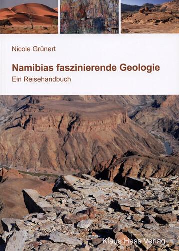 Namibias faszinierende Geologie als Buch