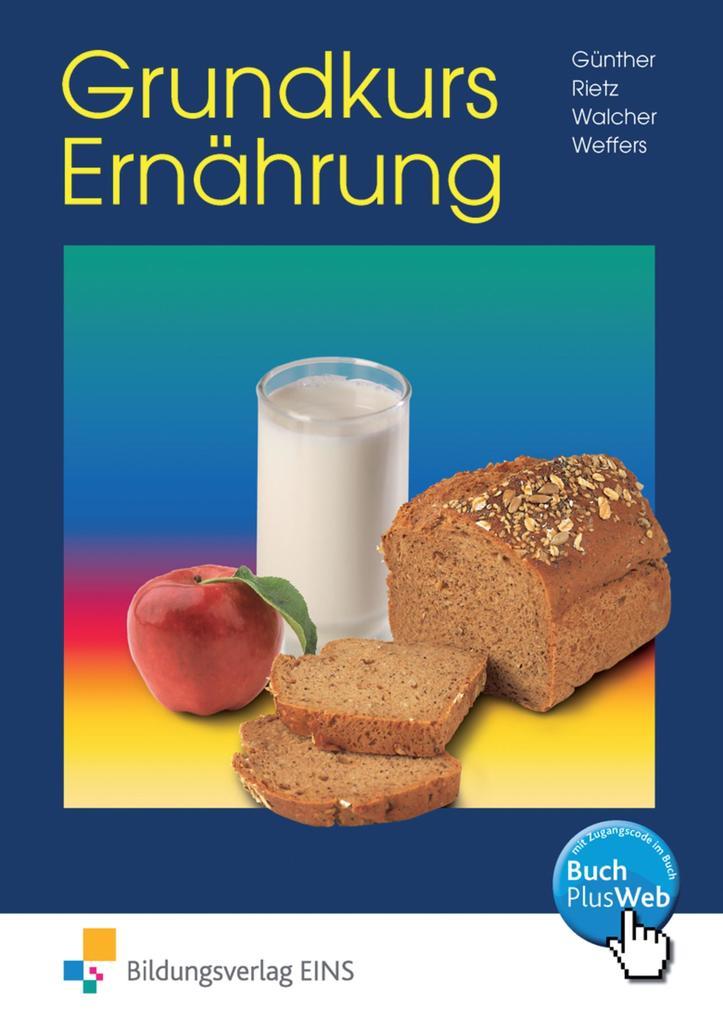 Grundkurs Ernährung als Buch
