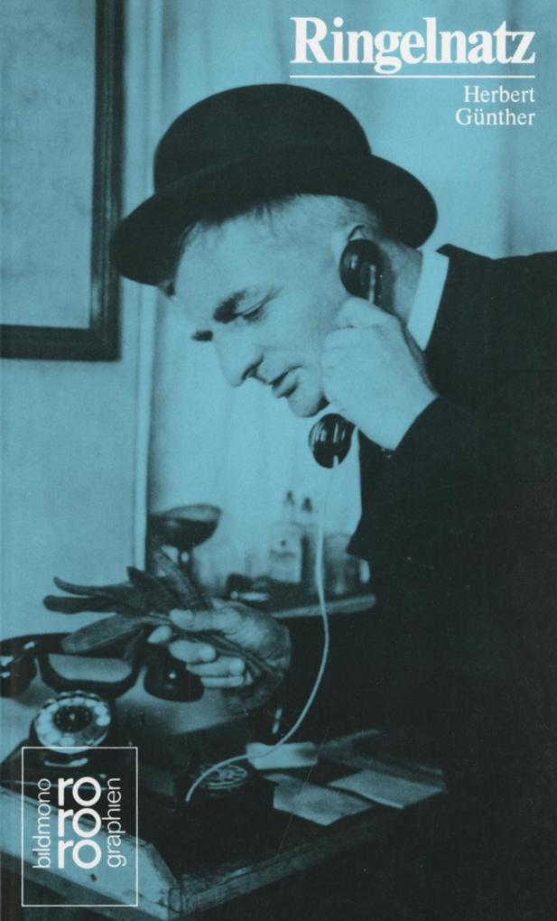 Joachim Ringelnatz als Taschenbuch