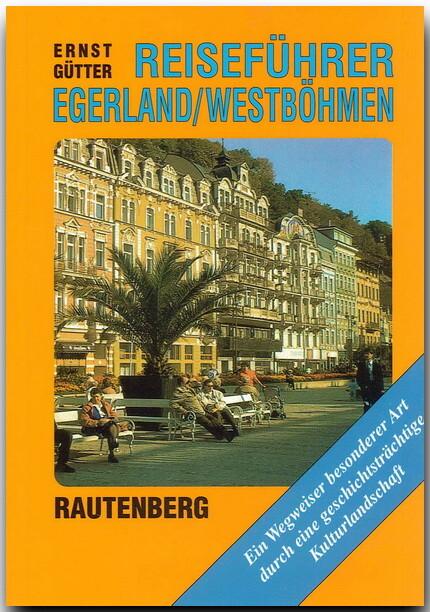 Reiseführer Egerland / Westböhmen als Buch