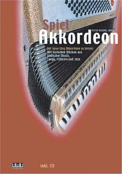 Spiel Akkordeon als Buch