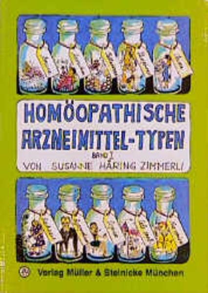 Homöopathische Arzneimittel-Typen 1 als Buch